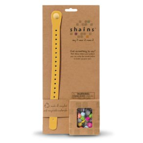 Shains Bracelet with 100 Elements Sun