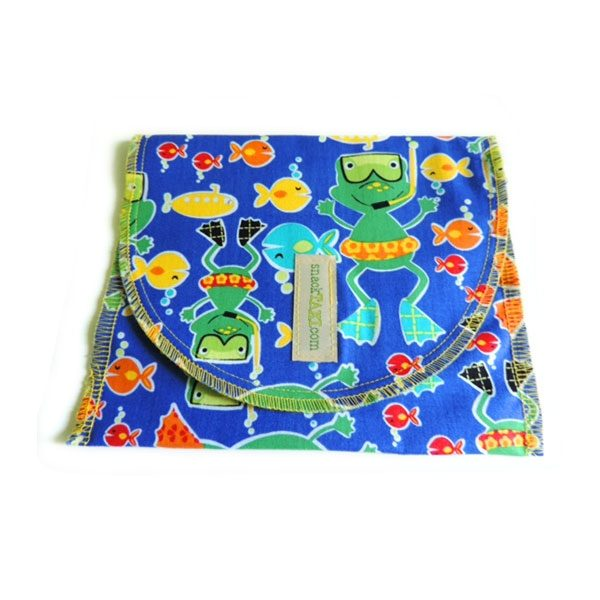 Reusable Sandwich Bag Sea Life