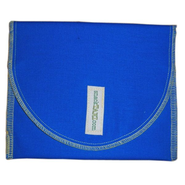 Reusable Sandwich Bag Solid Blue