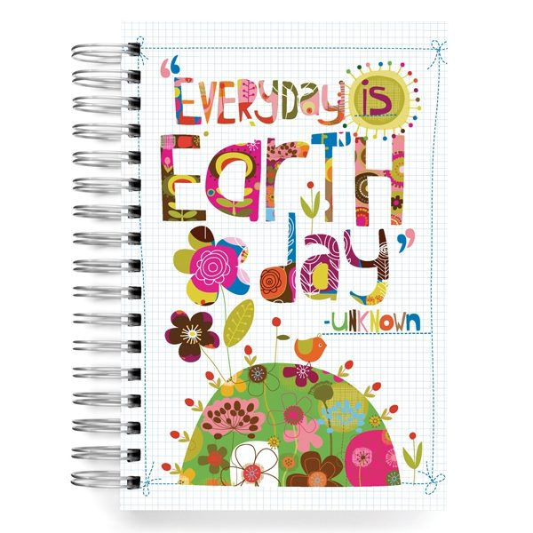 Everyday Jumbo Journal