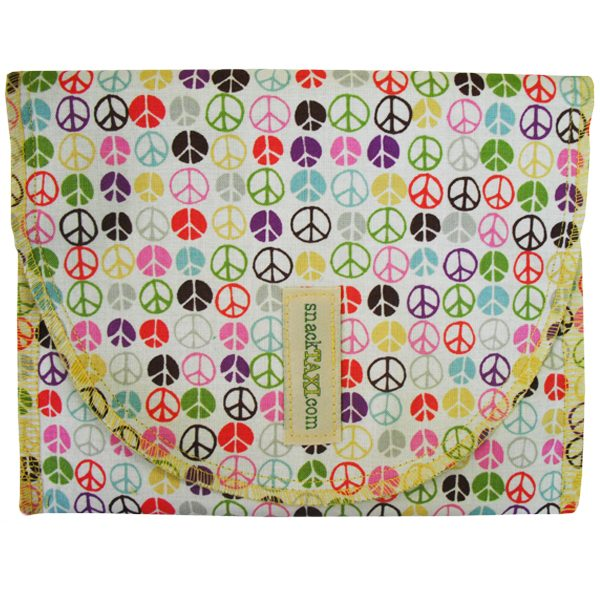 Reusable Sandwich Bag Peace