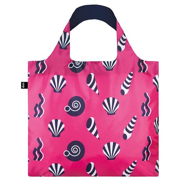 Loqi Nautical Shells Bag