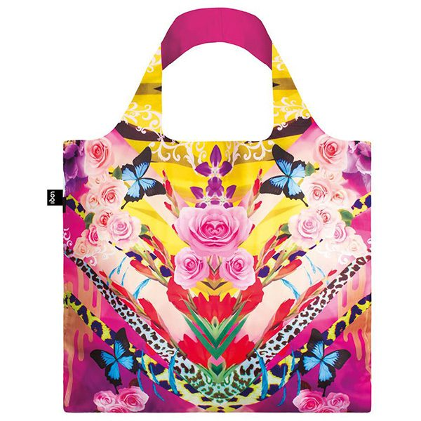 Loqi Flower Dreams Bag