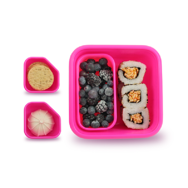 Goodbyn Portion On-the-Go Pink