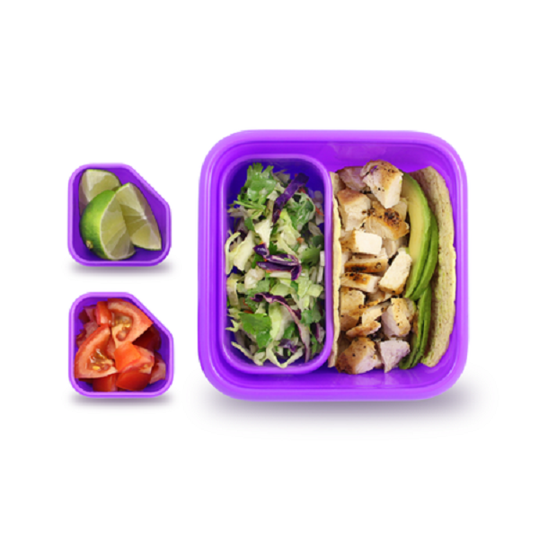 Goodbyn Portion On-the-Go Purple