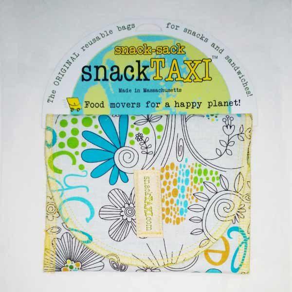 Reusable Snack Bag Reduce-Reuse