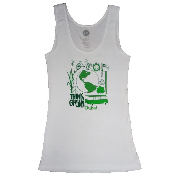 Organic Tee Think Green (Women)