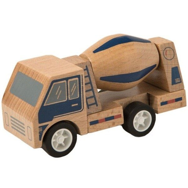 Click Clack Toys Cement Truck
