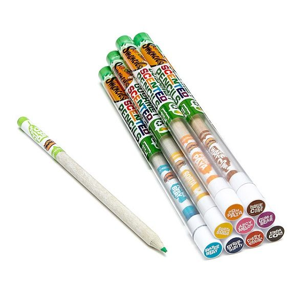 Colored Smencils (Bag of 10)