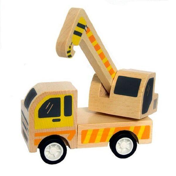 Click Clack Toys Crane