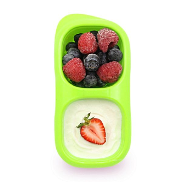 Goodbyn Snack Meal Green