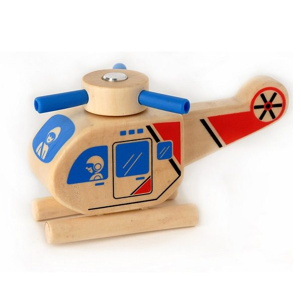Click Clack Toys Helicopter