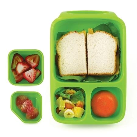 Goodbyn Hero Lunchbox Green