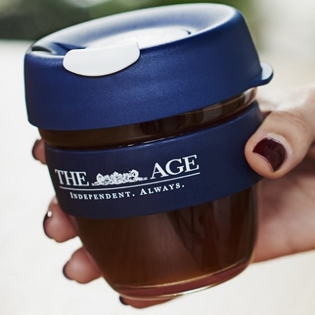 Corporate Branded KeepCup