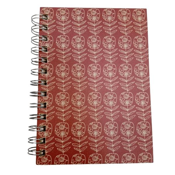 Flowers 5x7 Journal
