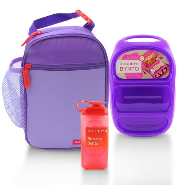 Goodbyn School Pack Purple