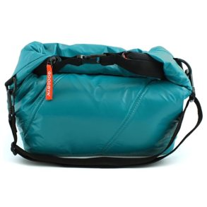 Roll Top Bag Dark Aqua