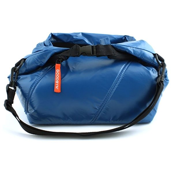Roll Top Bag Dark Blue