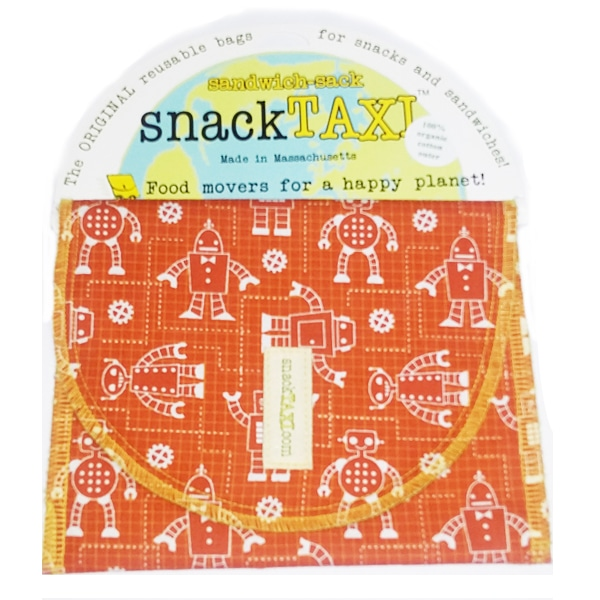 snack-taxi-Robot