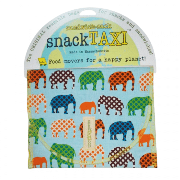 Reusable Sandwich Bag Urban Circus