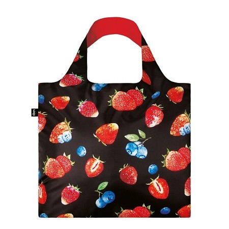 Loqi Strawberry Bag