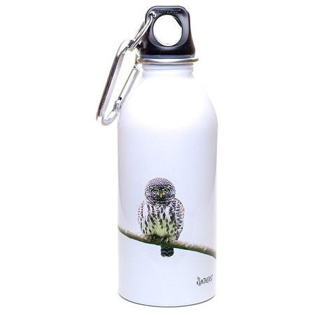 Earthlust Bottle Owl 13oz