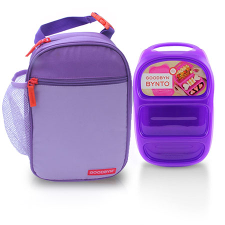 Goodbyn School Starter Purple
