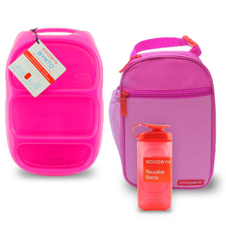 Goodbyn School Pack Pink
