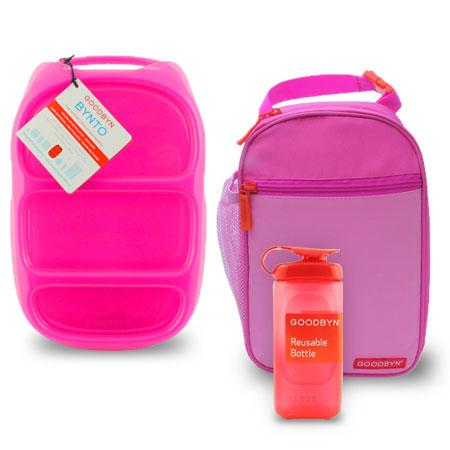 Goodbyn School Pack Pink
