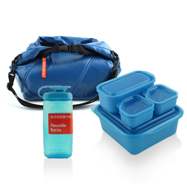 c0649935490 ... Boxes   Goodbyn School Lunch Set Blue Return to Previous Page. New. Sale.  lightbox