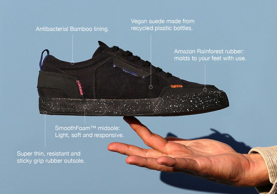 Vegan Recycled shoes