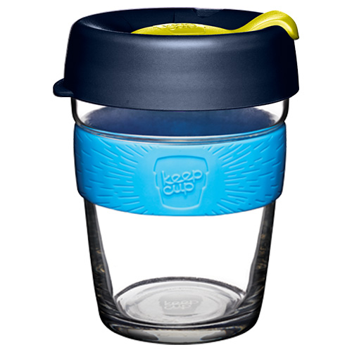 KeepCup Brew Blueleaf