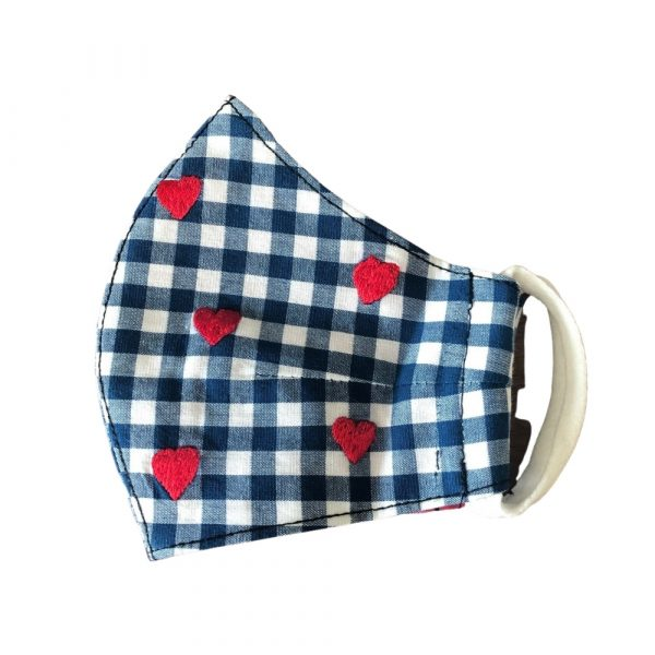 Red Heart Kids Mask