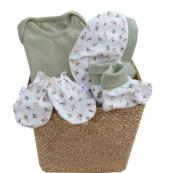 Nature's Organic Baby Gift Hamper