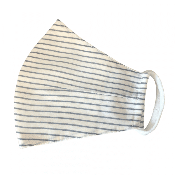 Stripes Men's Mask