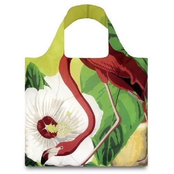 Loqi Flamingo Bag