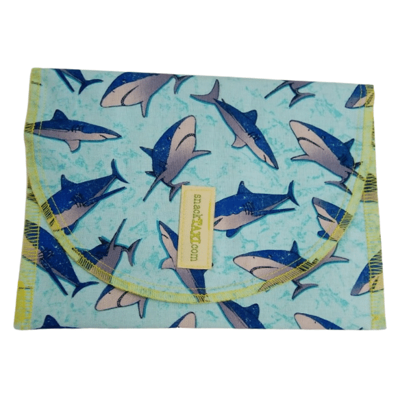 Reusable Sandwich Bag Shark