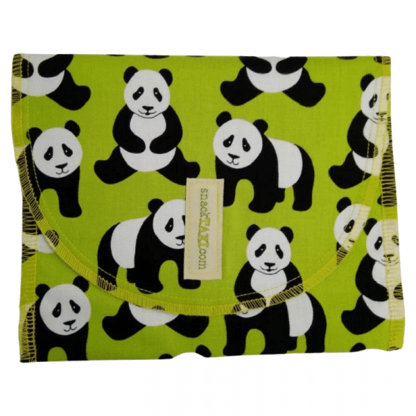 Reusable Sandwich Bag Panda