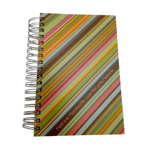 Stripe Jumbo Journal