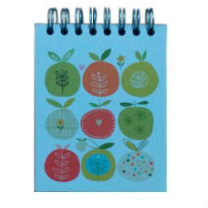 Mini Flip Notebook Lemon222