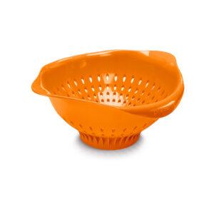 Preserve Colander large orange