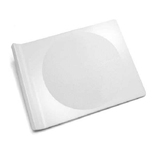 Preserve Large Cutting Board White No Package Sept2013
