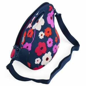 built ny spicy relish lunch bag lush flower food totes side view
