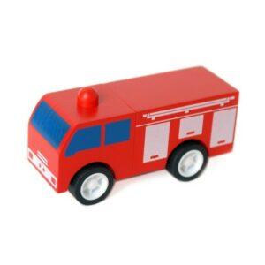 click clack fire truck