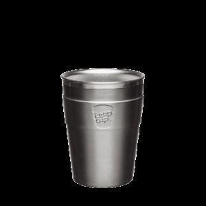 cup stainlesssteel brushedslate m 12oz 1