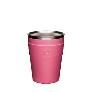 cup stainlesssteel softtouch peony m 12oz 1