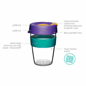 keepcup clearedition components