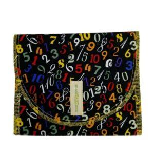 Numbers Sandwich Bag
