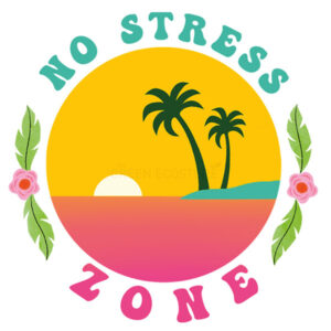 no stress zone