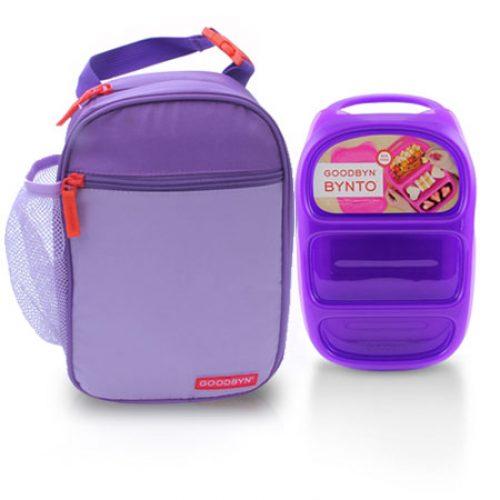 purple starter lunchpack